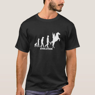 evolution cowboy T-Shirt