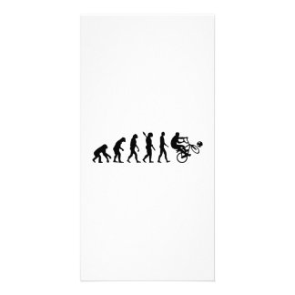Evolution Cycle ball Card