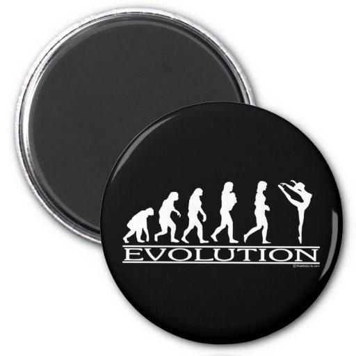 Evolution - Dance Magnet