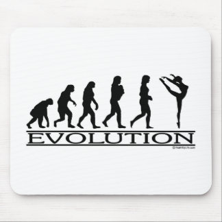 Evolution - Dance Mouse Pad