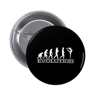 Evolution - Dance Pinback Button