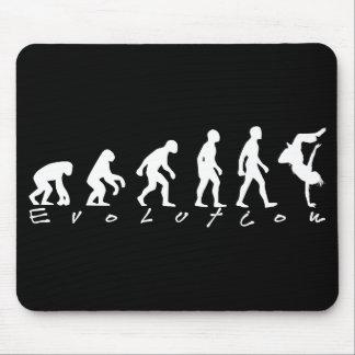 evolution Dance Psd Mouse Pad