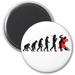 Evolution - Dancing Magnet