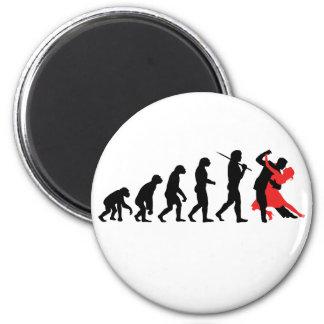 Evolution - Dancing Fridge Magnets