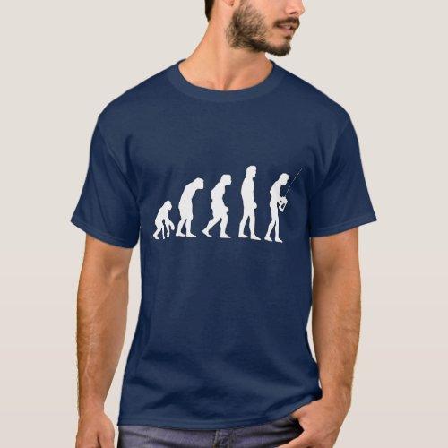 Evolution dark T_Shirt