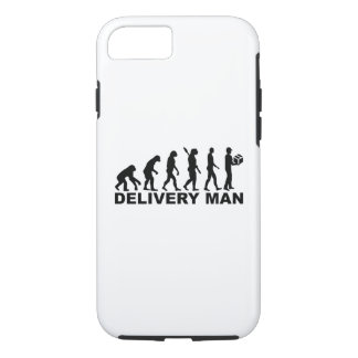 Evolution delivery man iPhone 7 case