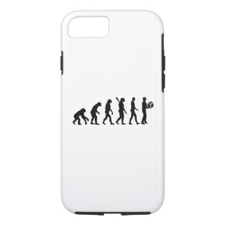 Evolution delivery man iPhone 8/7 case