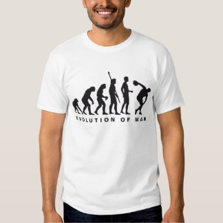 evolution discus more thrower shirt