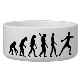 Evolution Discus throw Bowl