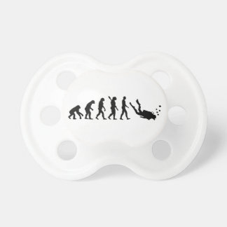 Evolution Diving Pacifier
