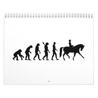 Evolution dressage calendar