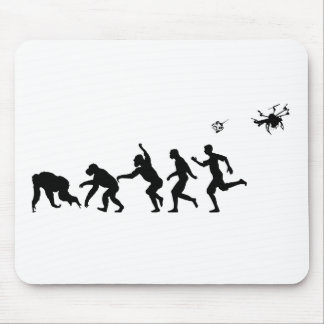 Evolution Droned Mouse Pad