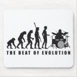 evolution drummer mauspad