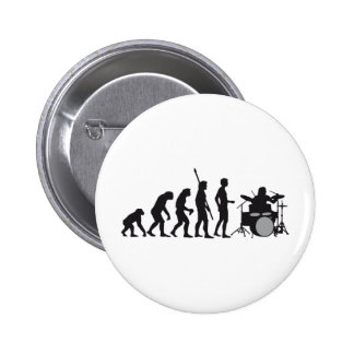 evolution drummer pin