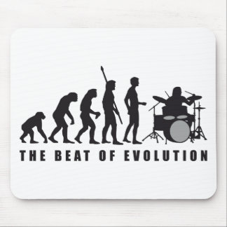 evolution drummer alfombrilla de ratones