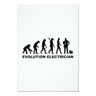 Evolution Electrician Custom Invites