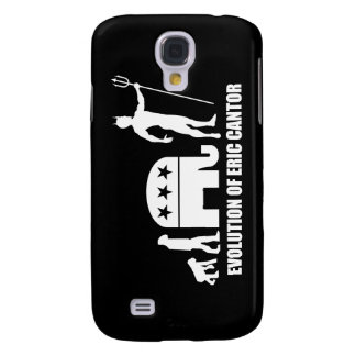 evolution Eric Cantor Galaxy S4 Cases