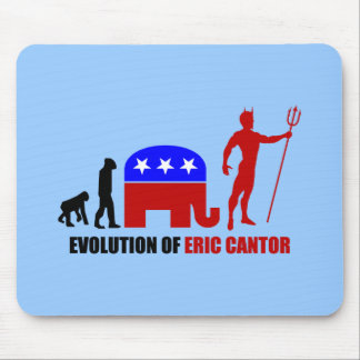evolution Eric Cantor Mouse Pads