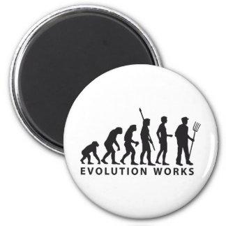 evolution far MER Magnet
