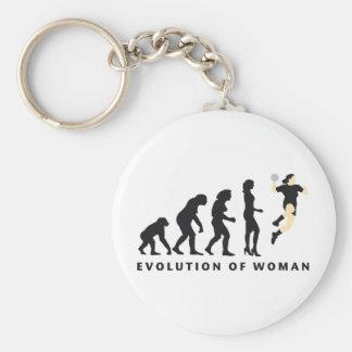 evolution female handball llaveros
