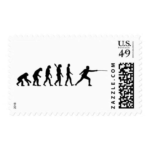 Evolution Fencing Postage