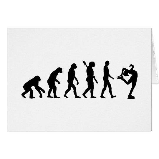 Evolution Figure skating Card
