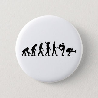 Evolution Figure skating couple Button