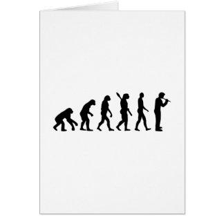 Evolution Flute Cards