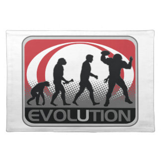Evolution Football Cloth Placemat