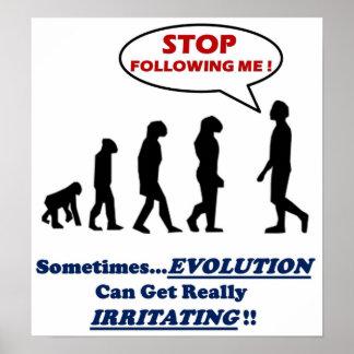 Evolution Full Poster
