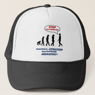 Evolution Full Trucker Hat