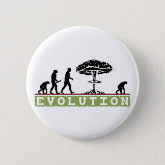 Evolution Funny Evolve Button