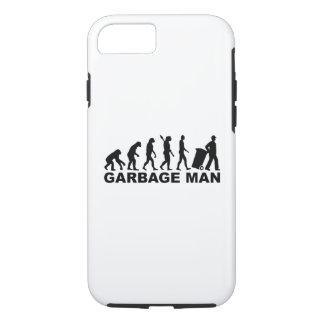 Evolution garbage man iPhone 7 case