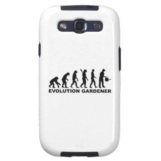 Evolution Gardener Samsung Galaxy SIII Covers