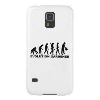 Evolution Gardener Galaxy S5 Cases