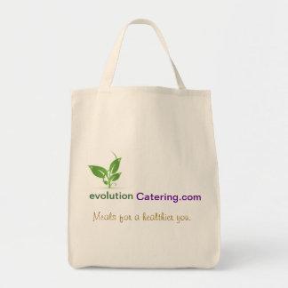Evolution Gives Grocery Bag