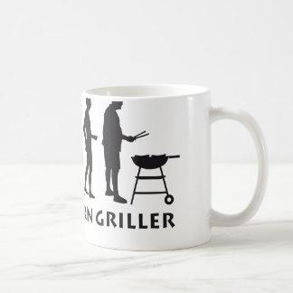 evolution grill coffee mug