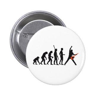evolution guitar 2 inch round button