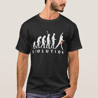 evolution guitar more player T-Shirt