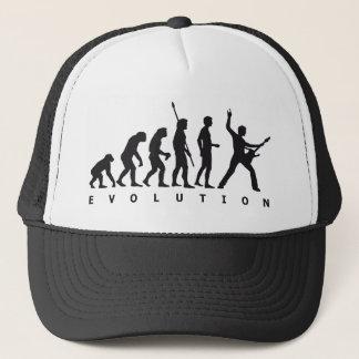 evolution guitar trucker hat