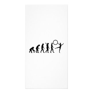 Evolution Gymnastics Card