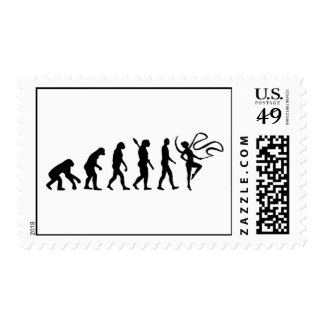 Evolution Gymnastics Postage