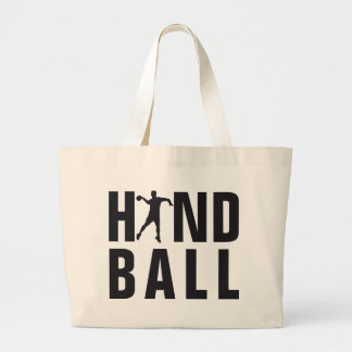 evolution hand ball large tote bag