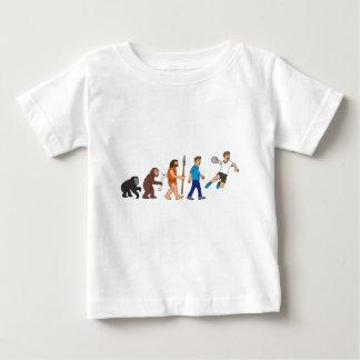 Evolution handball comic styles baby T-Shirt