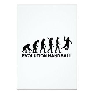 Evolution Handball Custom Announcement