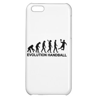 Evolution Handball iPhone 5C Covers