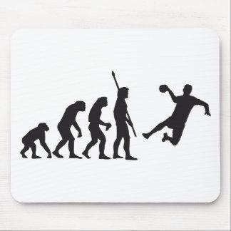 evolution handball tapete de ratones