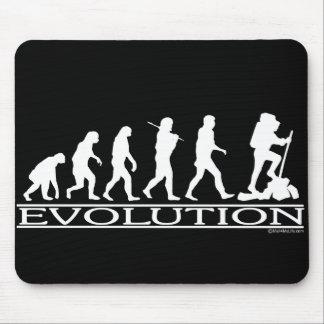 Evolution - Hiking Mouse Pad
