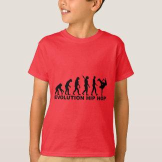 Evolution hip hop T-Shirt