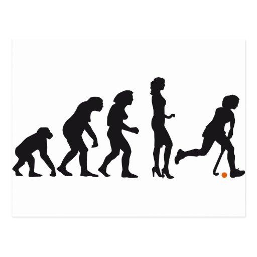 evolution hockey female postales